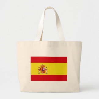 Spain National Flag simplified Bag