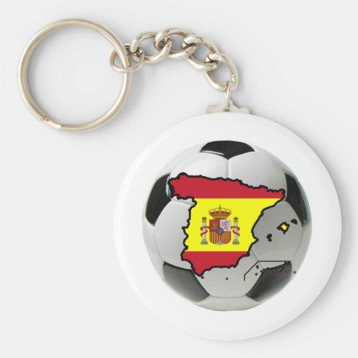 Spain national team key chains