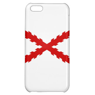 spain old flag new spanish indies conquistador case for iPhone 5C