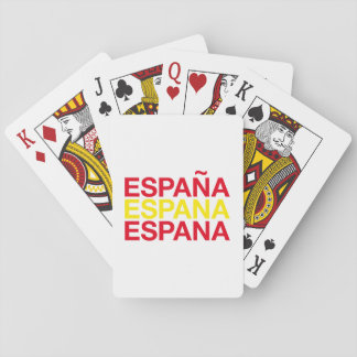 SPAIN PLAYING CARDS