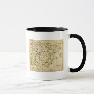 Spain, Portugal 2 Mug