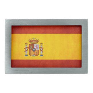 Spain Pride Belt Buckle