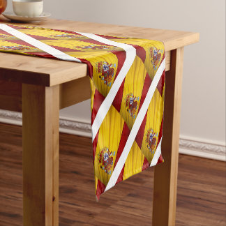 SPAIN SHORT TABLE RUNNER