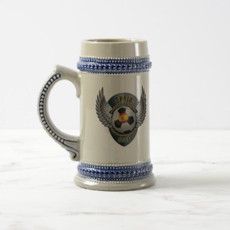 Spain Soccer Crest 2010 Coffee Mug