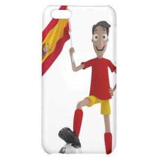 Spain soccer iPhone 5C case