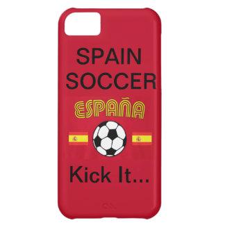 Spain Soccer, Kick It... iPhone 5C Case