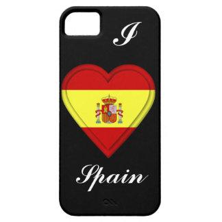 Spain Spanish Flag iPhone 5 Cases