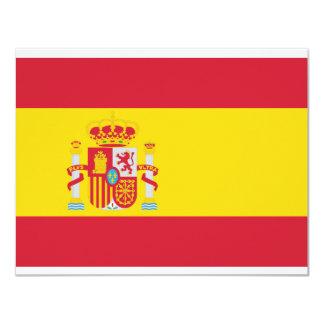 Spain / Spanish Flag Custom Invite