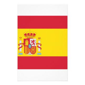 Spain / Spanish Flag Stationery