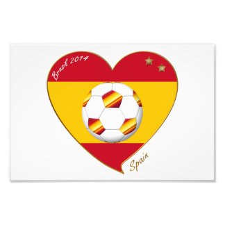 """SPAIN"" Spanish FOOTBALL Soccer Team SPAIN SOCCER Photo"