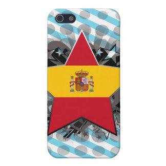 Spain Star iPhone 5 Case