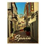 Spain Vintage Travel Postcards