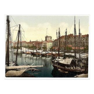Spalato, Diocletian's Palace, Dalmatia, Austro-Hun Postcard