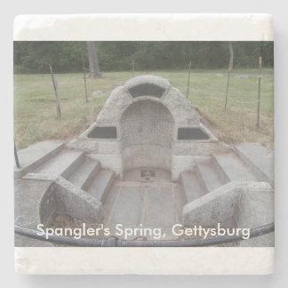 Spangler's Spring Stone Coaster