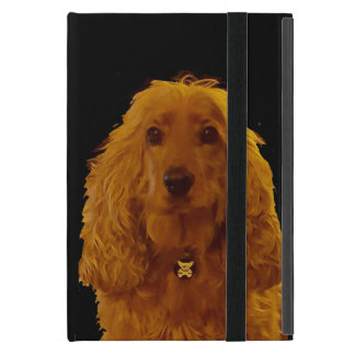 Spaniel i-pad mini case