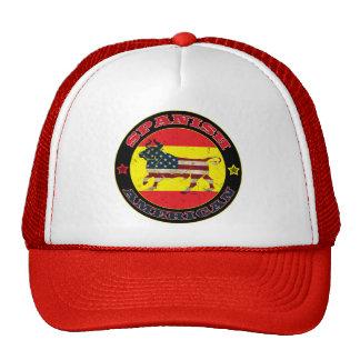 Spanish American Bull Trucker Hats