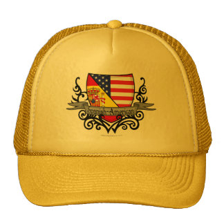 Spanish-American Shield Flag Hat