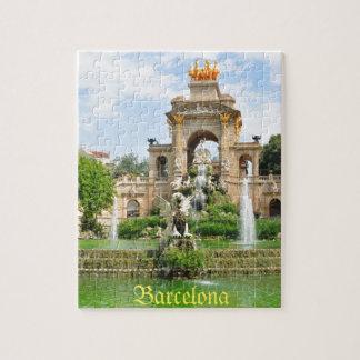 Spanish architecture puzzles