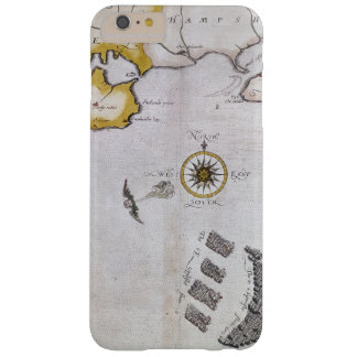 SPANISH ARMADA, 1588 2 BARELY THERE iPhone 6 PLUS CASE