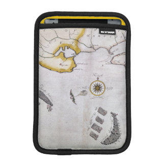 SPANISH ARMADA, 1588 2 SLEEVE FOR iPad MINI