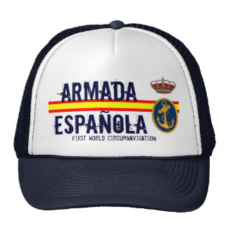 SPANISH ARMADA TRUCKER HAT