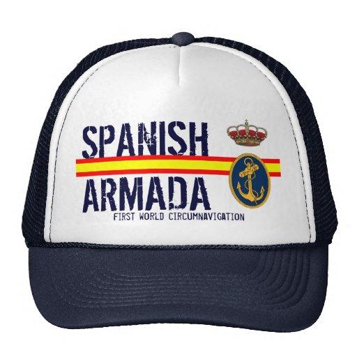 SPANISH ARMADA TRUCKER HATS