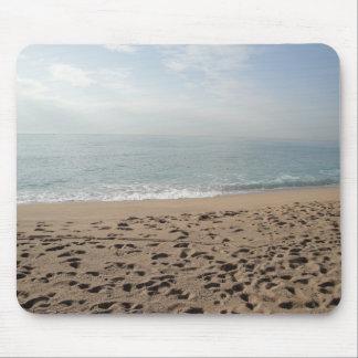 Spanish beach mousepads