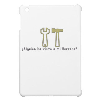 Spanish-Blacksmith Case For The iPad Mini
