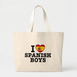 Spanish Boys Bag