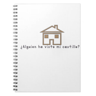 Spanish-Castle Notebook