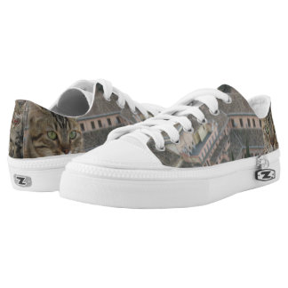 Spanish Cat  Low Top Shoes, UK: 3 / EUR: 35.5 Printed Shoes