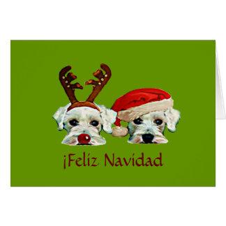Spanish Christmas Card