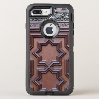 Spanish Church Door House of God Gateway to Heaven OtterBox Defender iPhone 7 Plus Case