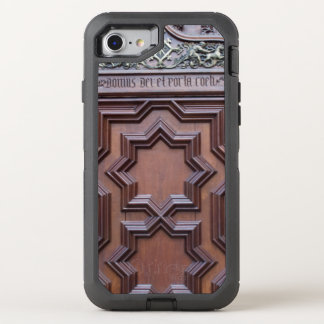 Spanish Church Door House of God Gateway to Heaven OtterBox Defender iPhone 8/7 Case