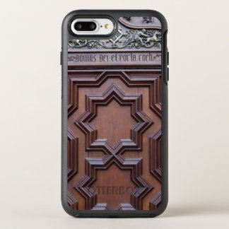 Spanish Church Door House of God Gateway to Heaven OtterBox Symmetry iPhone 7 Plus Case