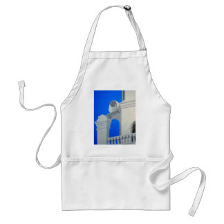 Spanish Colonial Architecture Standard Apron
