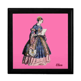 ~ SPANISH COSTUME ~ Personalised for ELLEN ~ Gift Box