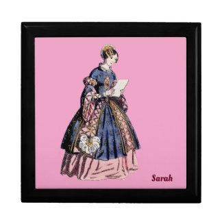 ~ SPANISH COSTUME ~ Personalised for SARAH ~ Gift Box