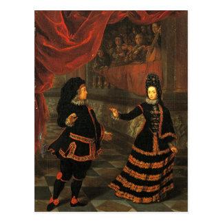 Spanish Costume Postcard