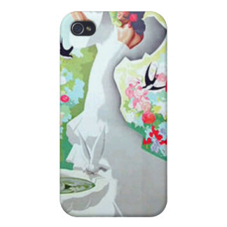 Spanish Dancer 4 Spain iPhone 4/4S Cover