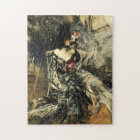 Spanish Dancer at the Rouge Puzzle