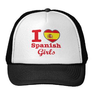 Spanish design cap