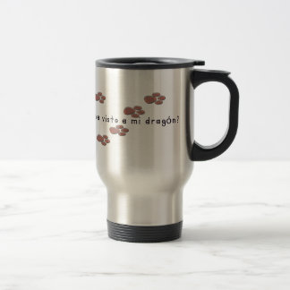 Spanish-Dragon Travel Mug