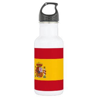 Spanish Flag 532 Ml Water Bottle