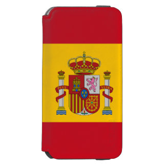 Spanish flag incipio watson™ iPhone 6 wallet case