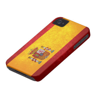 Spanish Flag iPhone 4 Cases