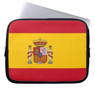 Spanish Flag Laptop Sleeve