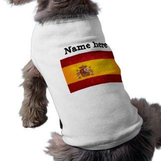 Spanish Flag Shirt