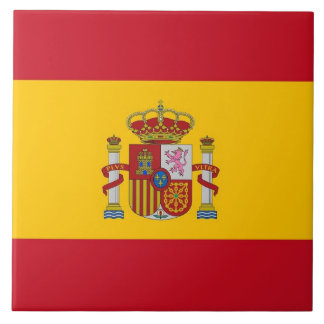 Spanish Flag Tile