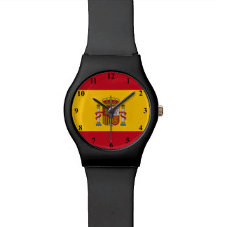 Spanish flag watch | Country colors of Spain